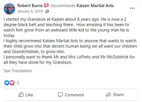14, Kaizen Martial Arts in Mount Laurel, NJ