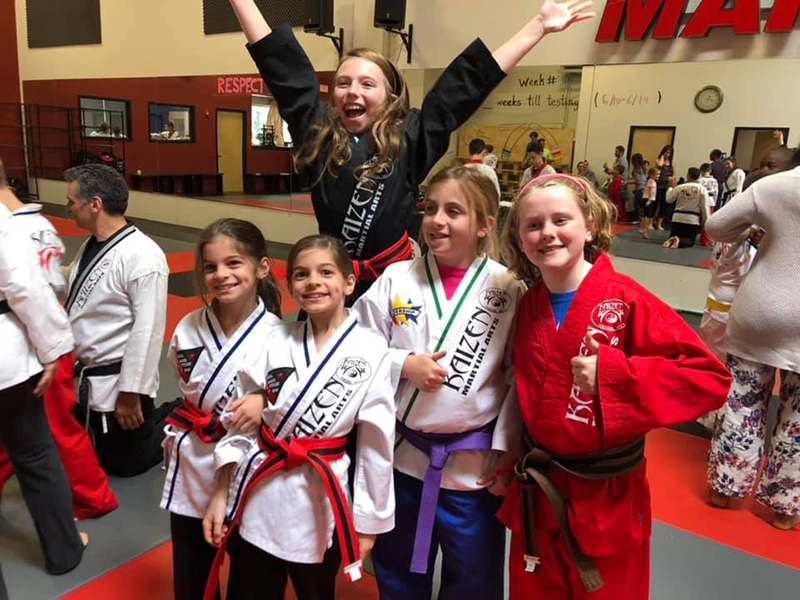 Kids Martial arts training in Mount Laurel