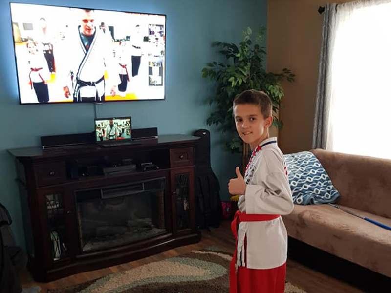 Kids Martial arts training in Mount Laurel
