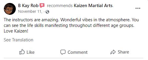 16, Kaizen Martial Arts in Mount Laurel, NJ