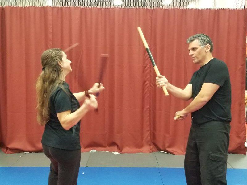 DoubleStick, Kaizen Martial Arts in Mount Laurel, NJ